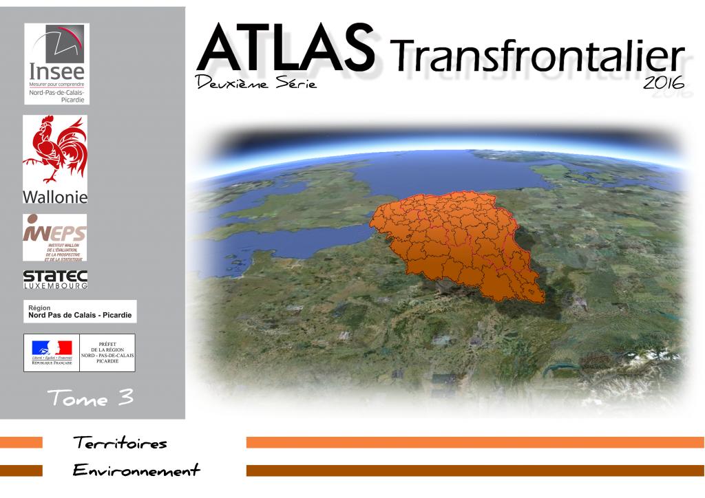 Atlas transfrontalier Tome 3 Territoire Environnement
