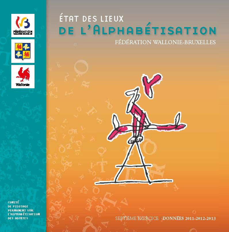 Etat des lieux de l'alphabétisation - Fédération Wallonie-Bruxelles