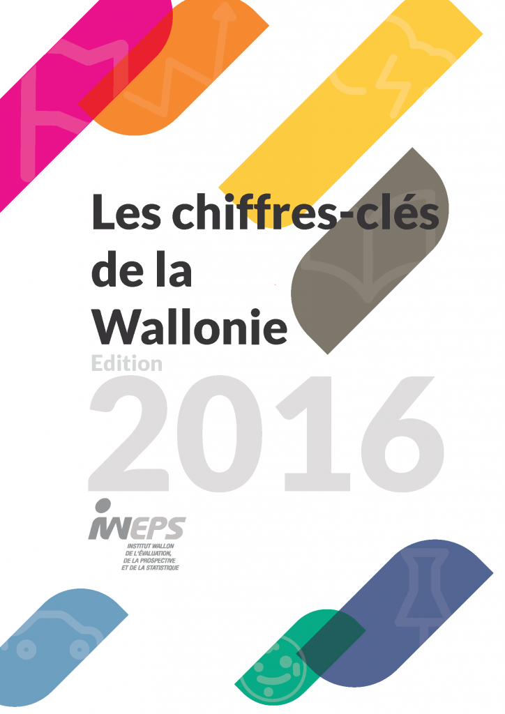 Les chiffres clés de la Wallonie 2016