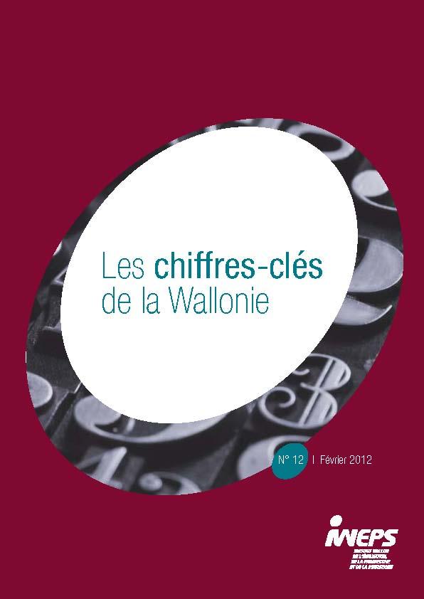 Chiffres-clés de la Wallonie n°12