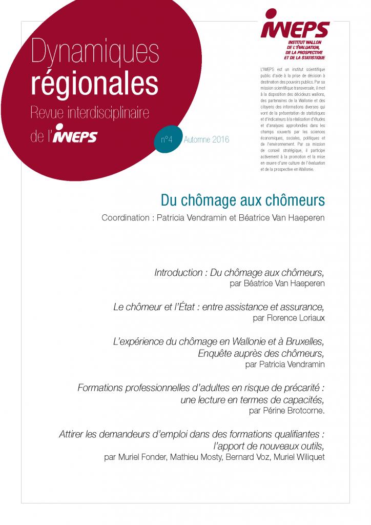 Dynamiques régionales n°4