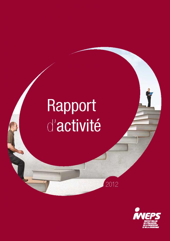 Rapport d'activité - 2012