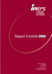 Rapport d'activité - 2004