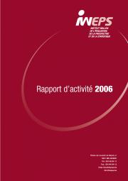 Rapport d'activité - 2006
