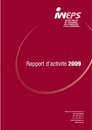 Rapport d'activité - 2009