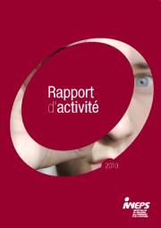 Rapport d'activité - 2010