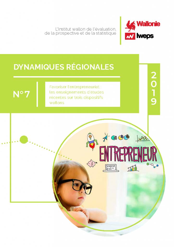 Cover Dynamiques régionales n°7