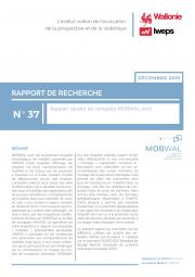 Rapport qualité de l'enquête MOBWAL 2017