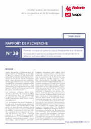 Prendre, occuper et quitter le statut d'indépendant en Wallonie