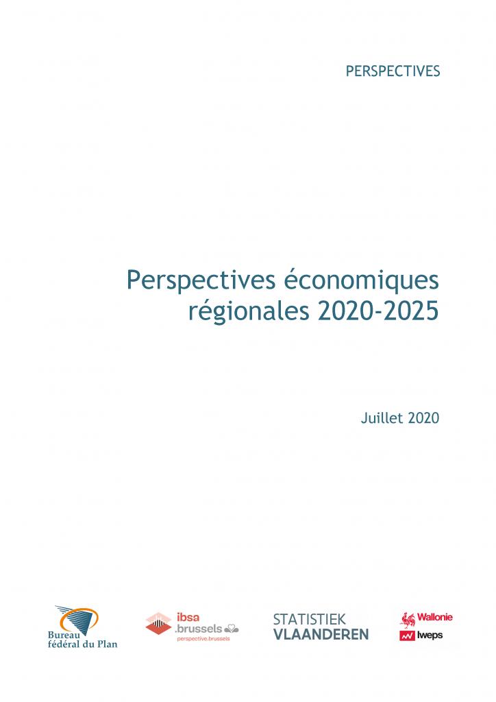 Perspectives économiques régionales 2020-2025