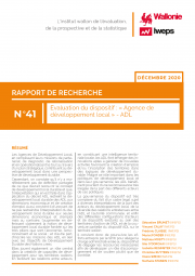Evaluation du dispositif : « Agence de développement local » - ADL
