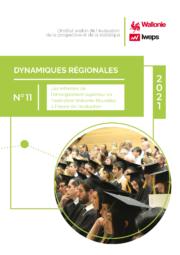 L'enseignement supérieur en Fédération Wallonie-Bruxelles à l'heure de l'évaluation